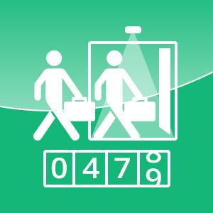 Passenger counter